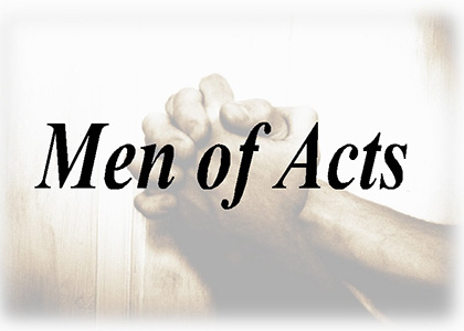 Men of Acts Logo